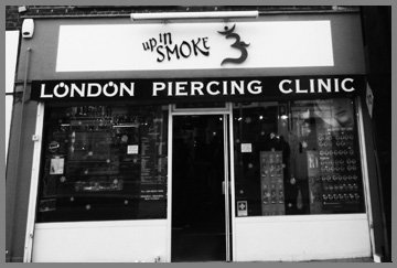 London Piercing Clinic